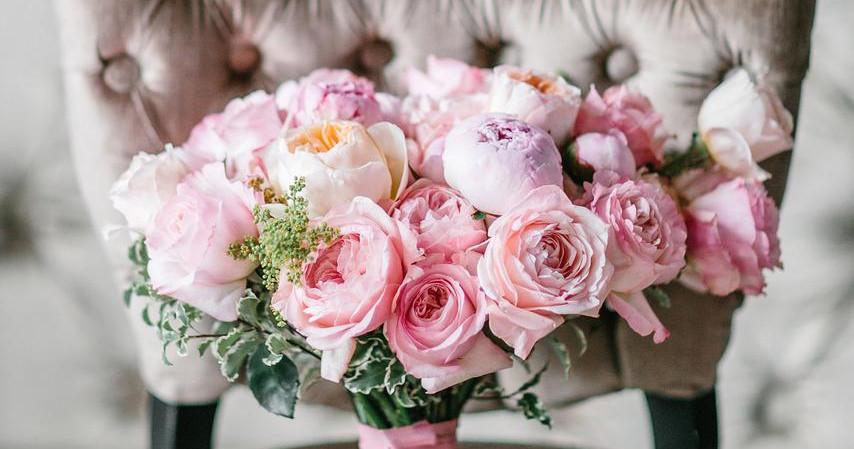 Декор для очень романтичной невесты от Maria