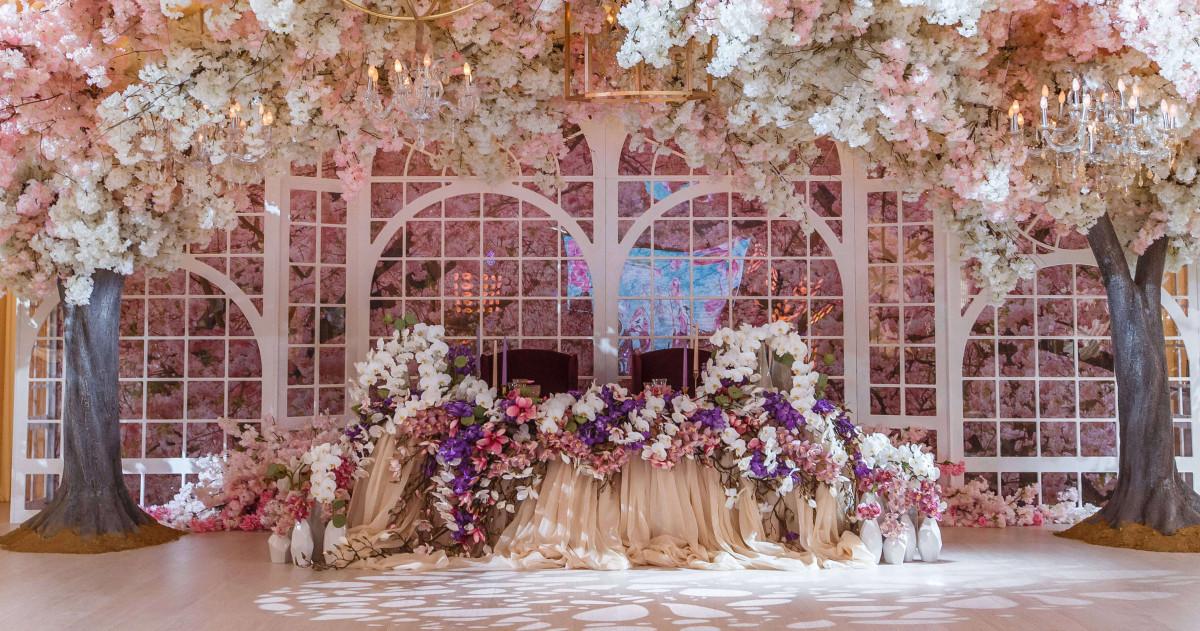 Цветение сакуры: все краски нежности от Ajur