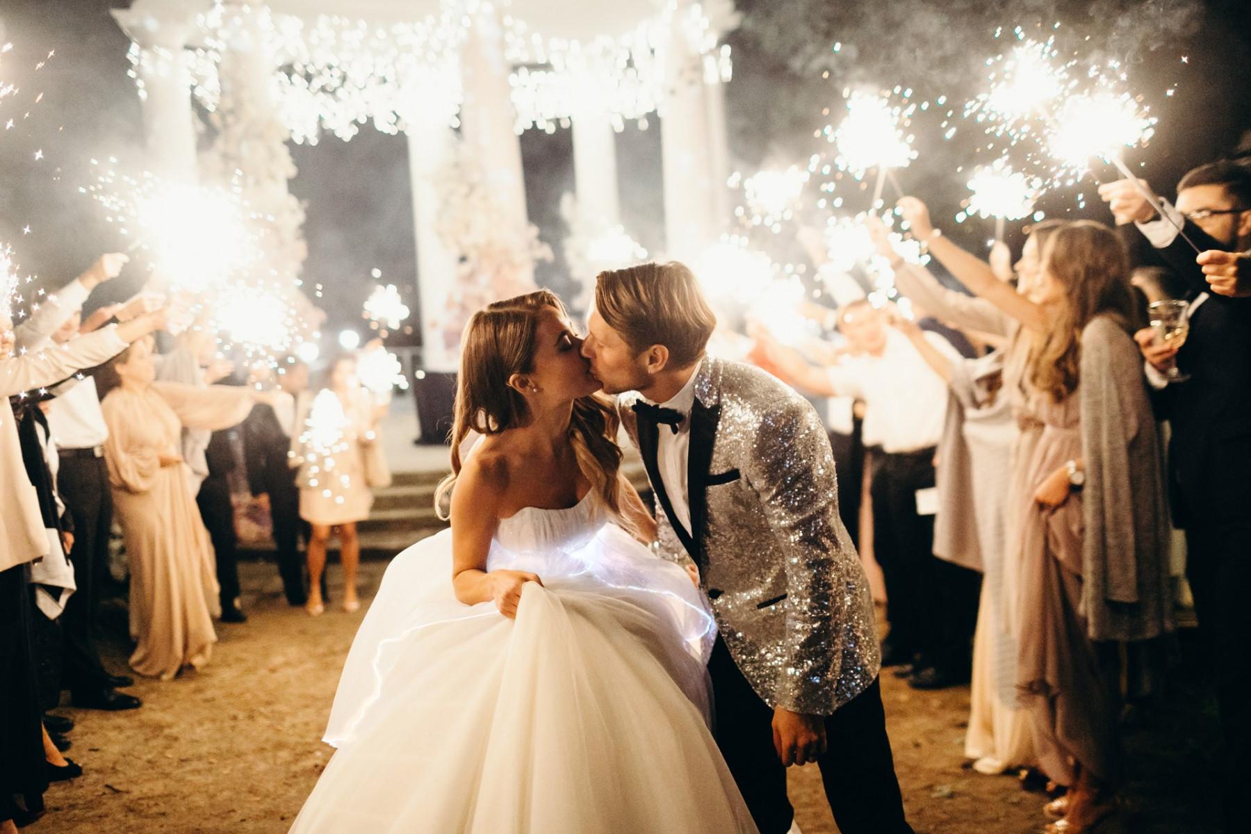 Плейлист для шумной свадебной вечеринки