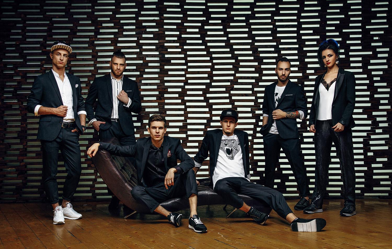 Лучшие кавер-группы: Fivers