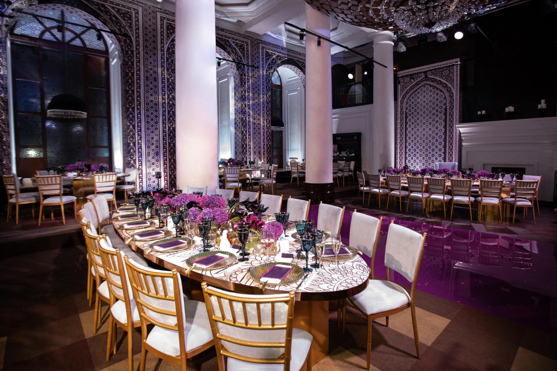 Все о свадьбах в ресторане Tatler Club
