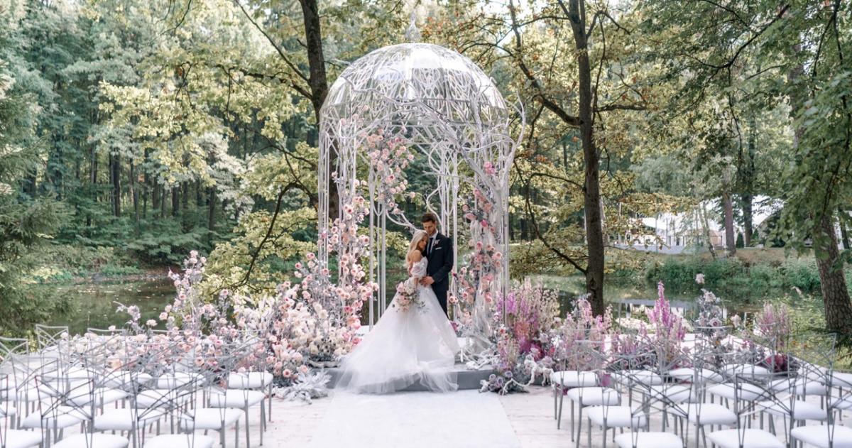 Эльфийская свадьба Лилии Браун и Саши Гайма