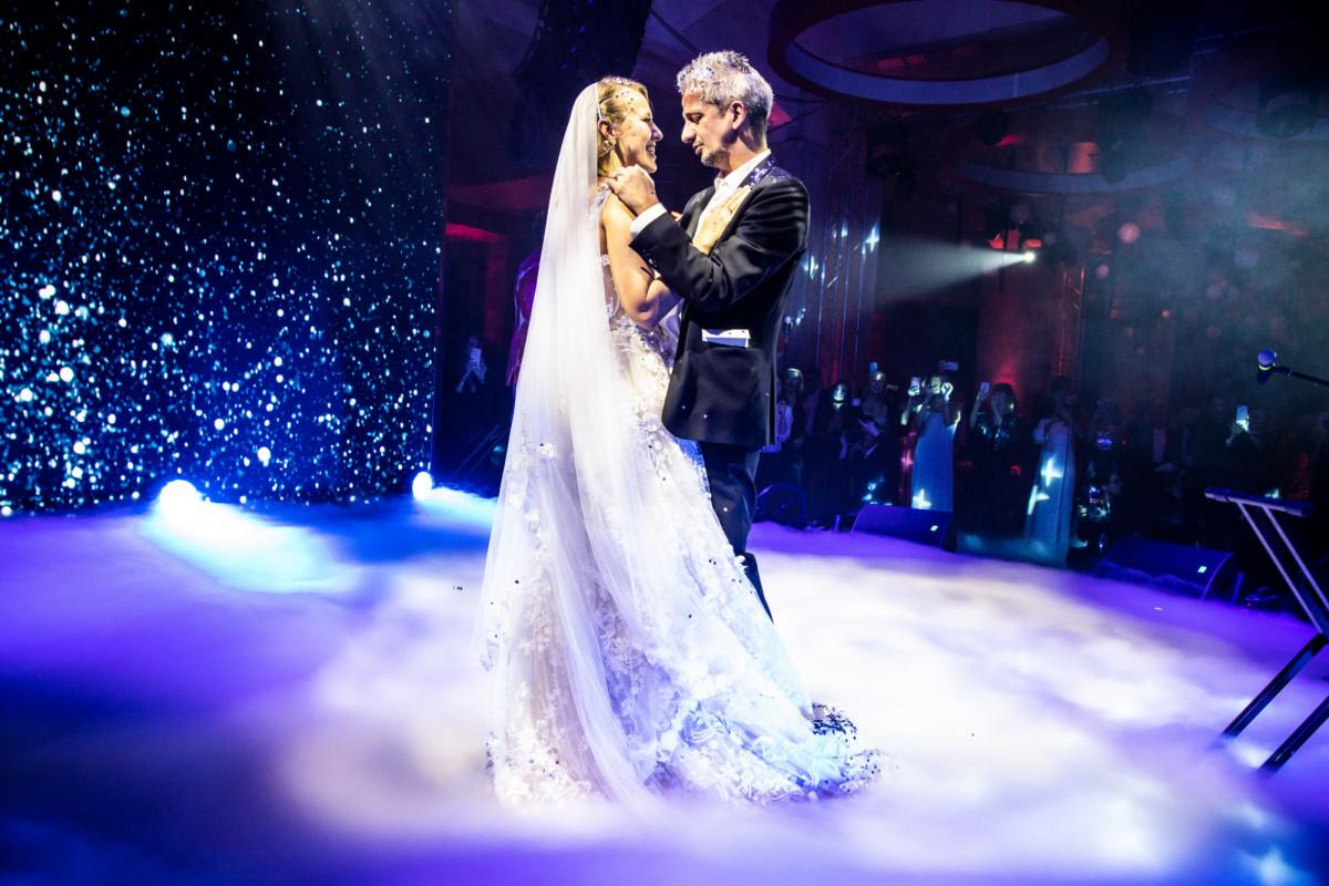 Свадьба Собчак и Богомолова: лучшие моменты