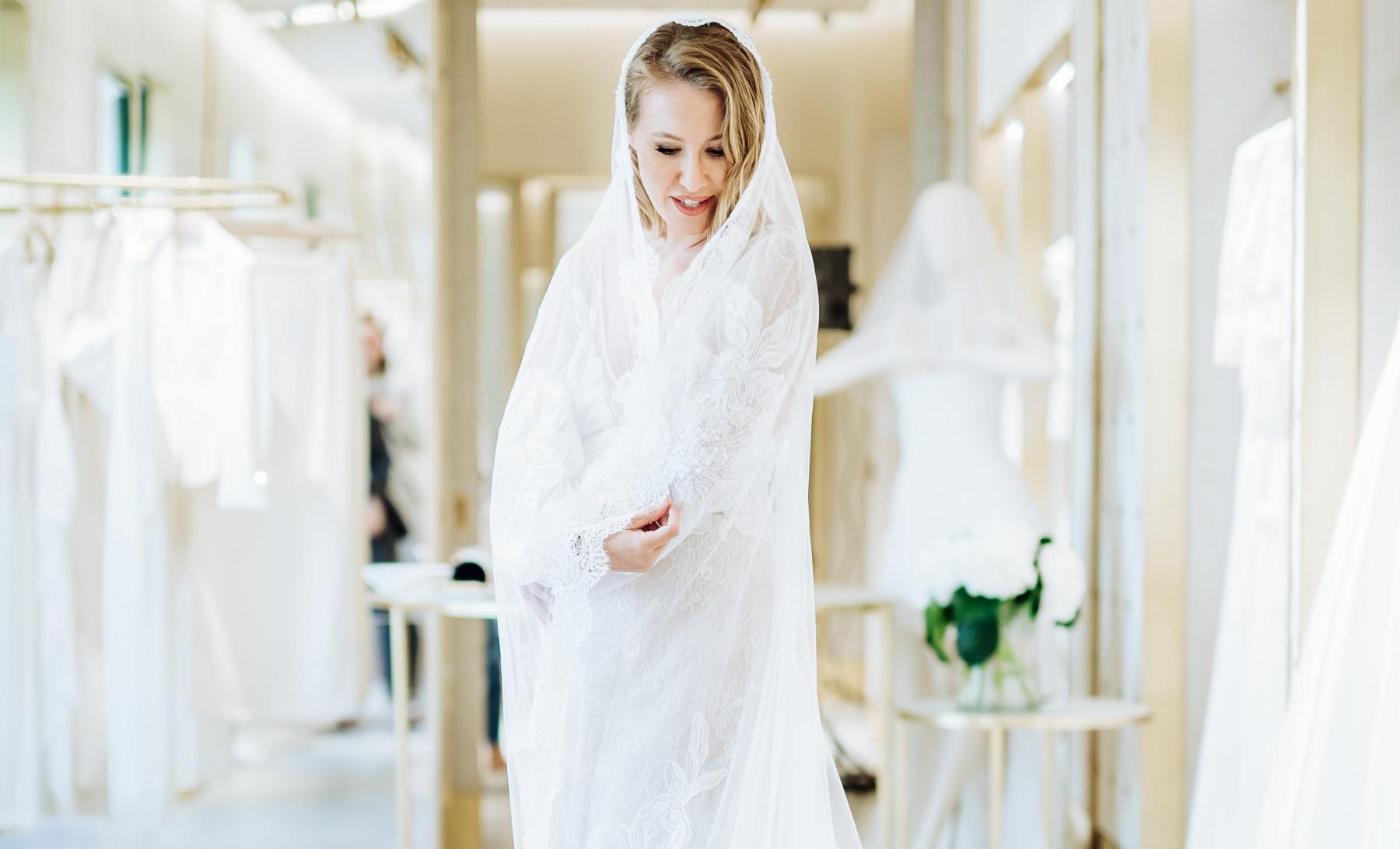 Свадьба Собчак и Богомолова: как проходили сборы