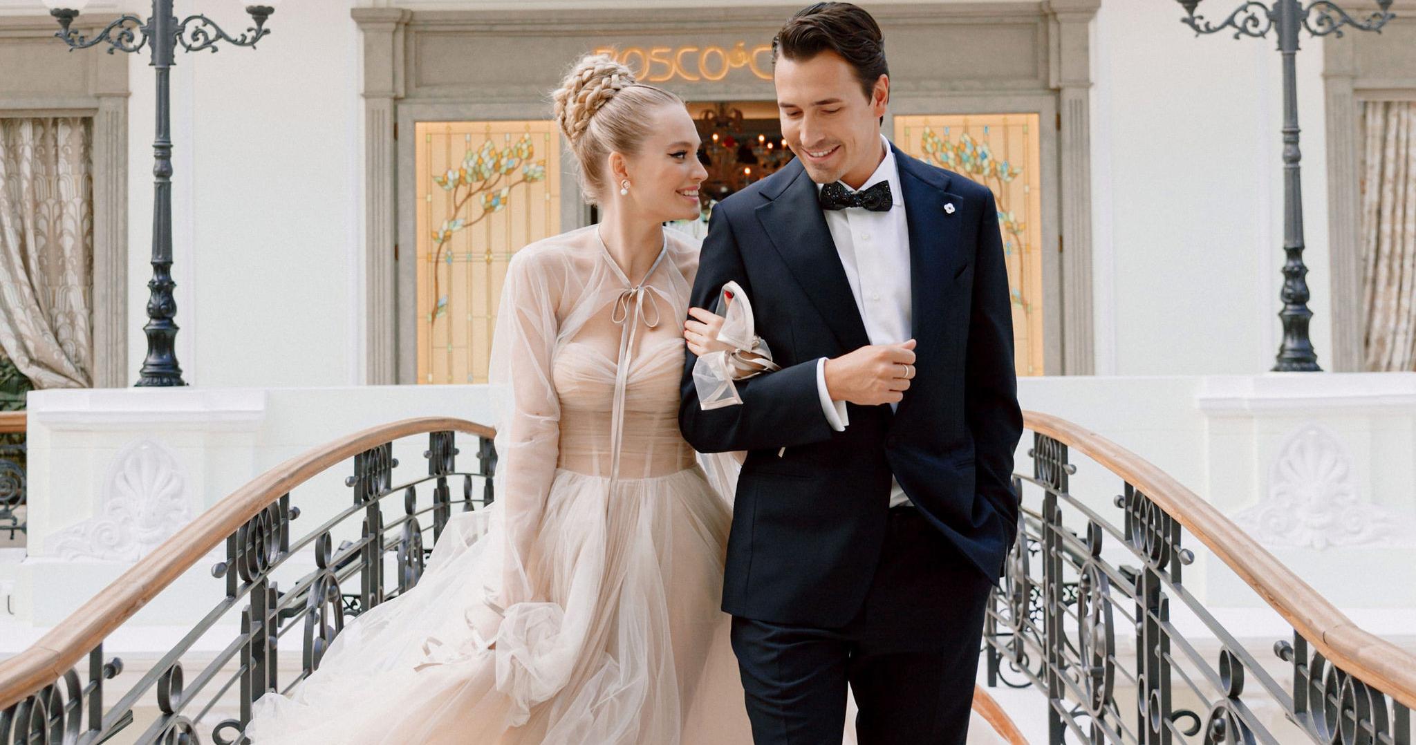 BoscoCeremony — вдохновляющая локация для свадебного утра