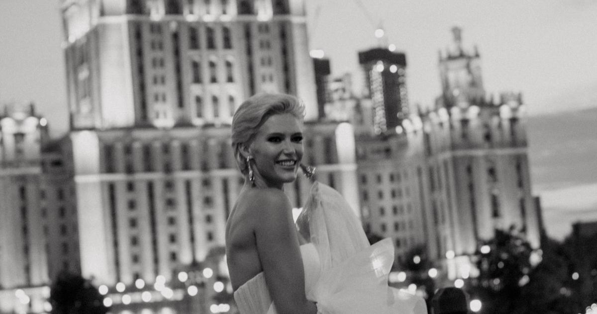 В объятиях ночной Москвы — идея для