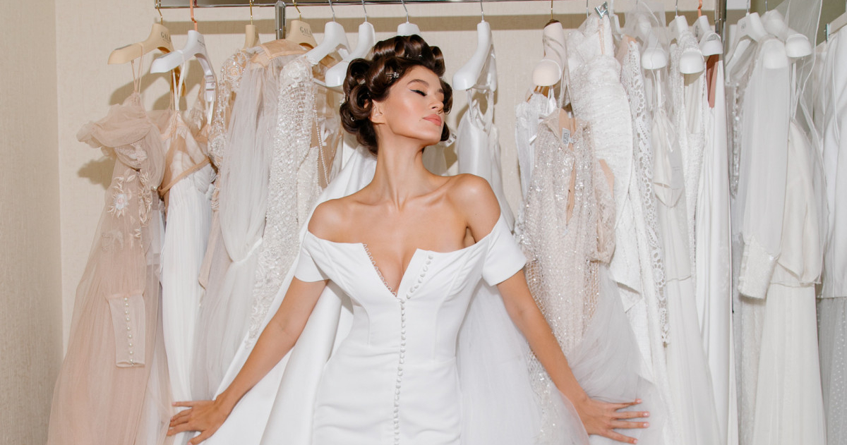 «Обожаю, когда у невесты есть свой вкус