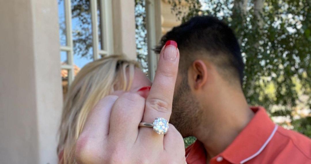 Бритни Спирс выходит замуж