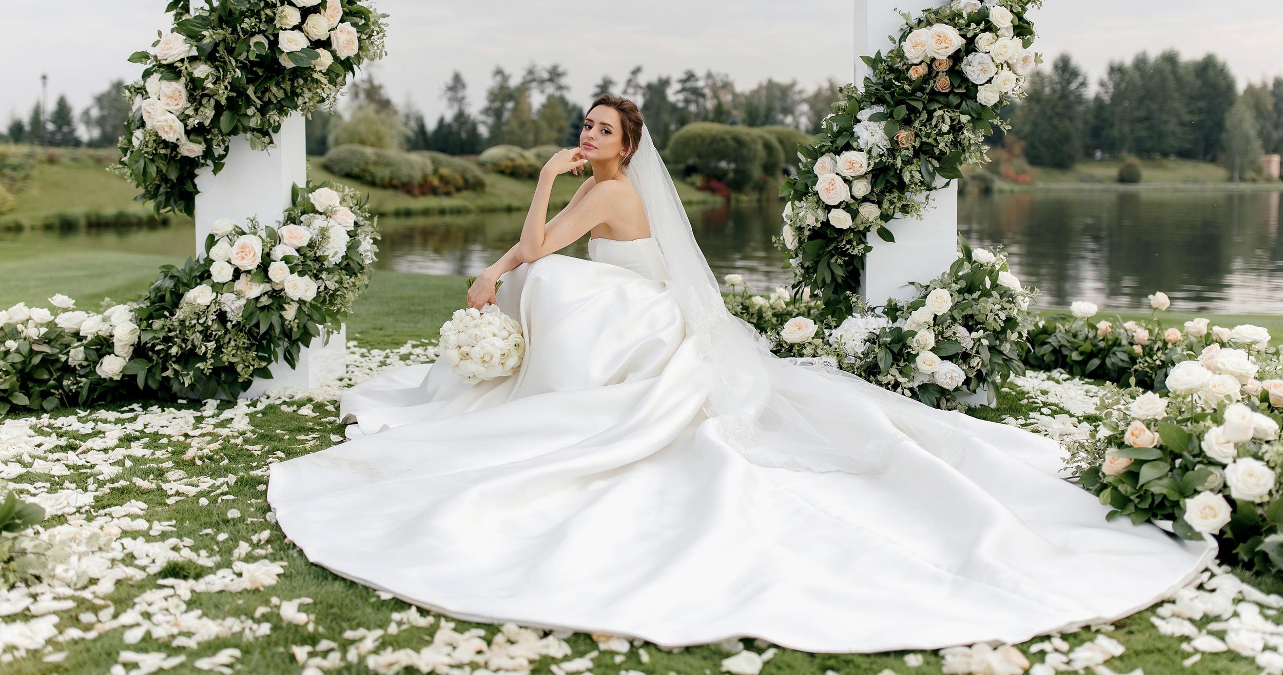 Сказочная свадьба от агентства SvadBerry