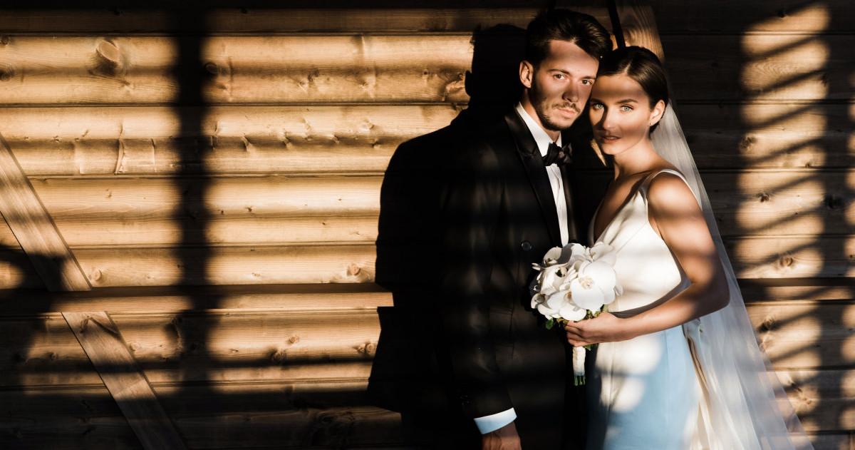 Свадьба в загородном яхт-клубе