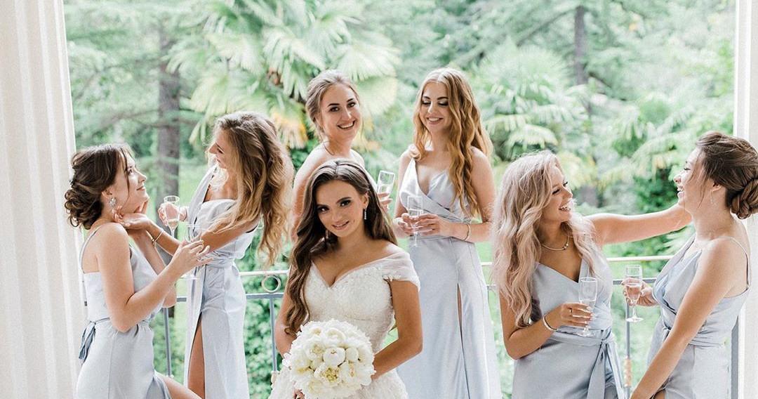 Солнечная свадьба в Сочи