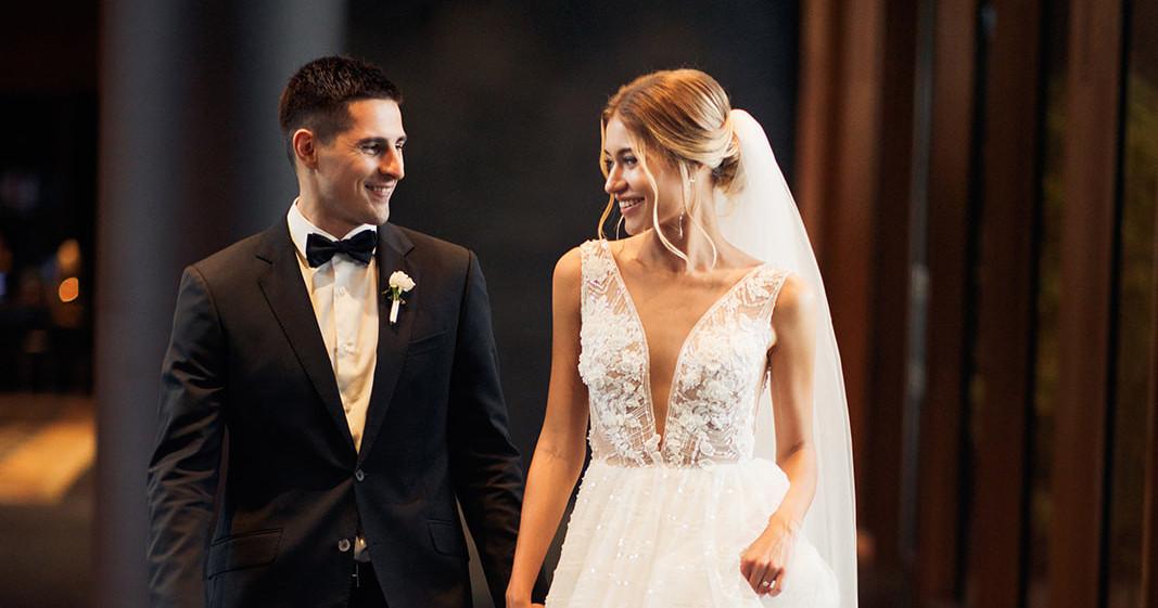 Свадьба Кристины и Руслана в Подмосковье