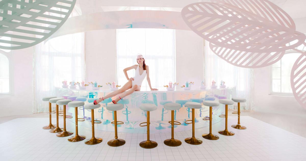 Минимализм, блеск и легкость от Edem Couture