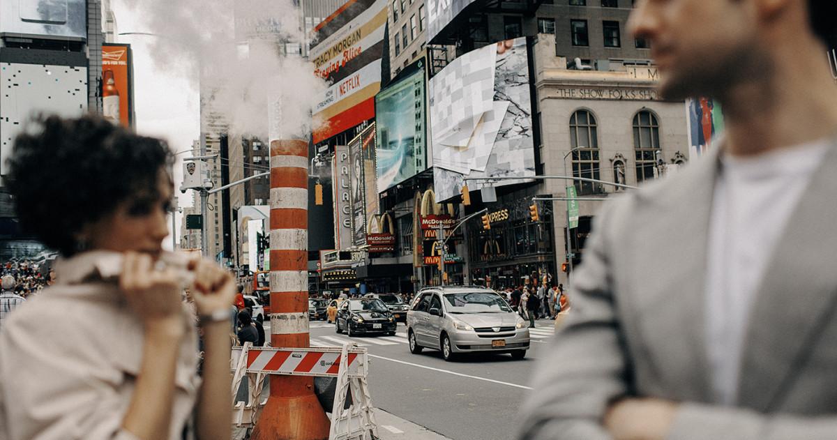Вдохновлённые Нью-Йорком. Часть вторая