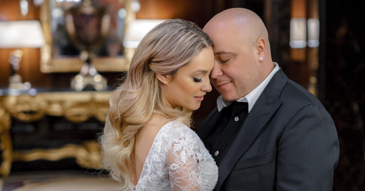 Свадьба Доминика Джокера и Кати Кокориной