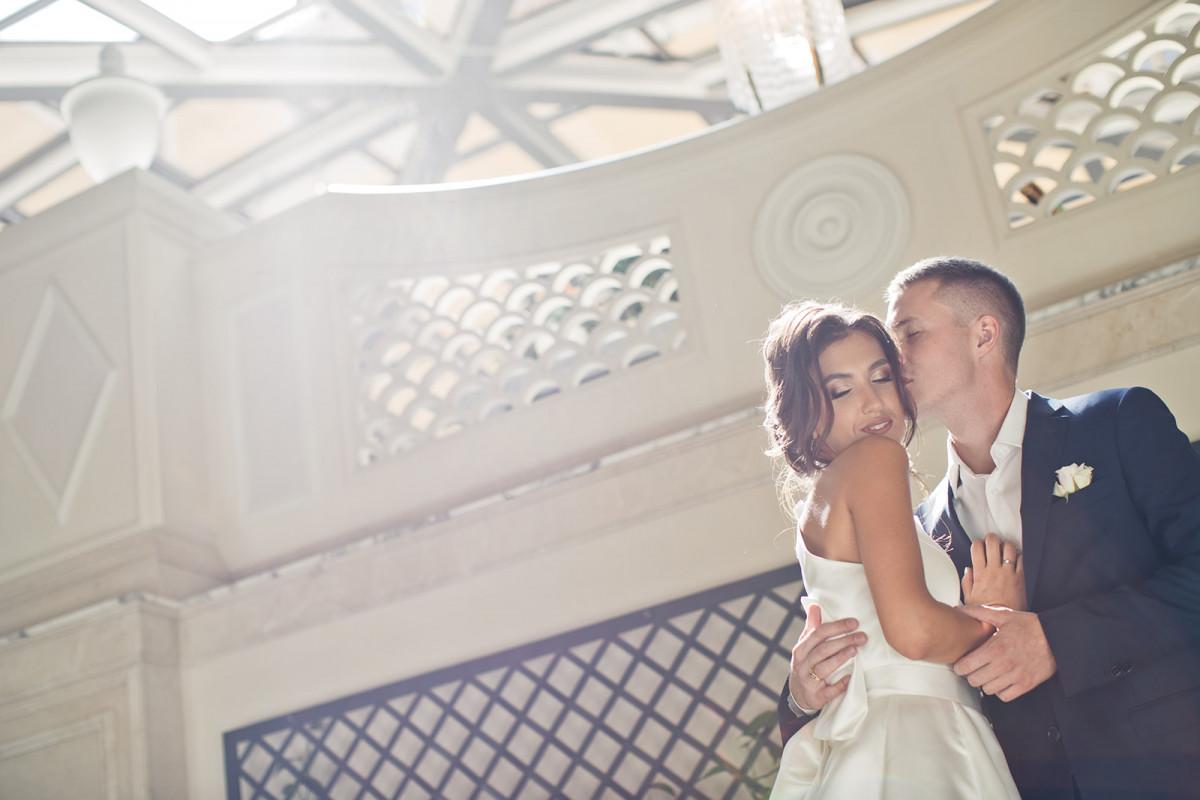 Свадьба в Four Seasons Hotel Lion Palace