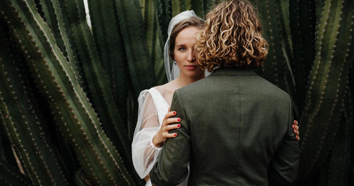 Свадьба Кевина и Евгении в Марокко