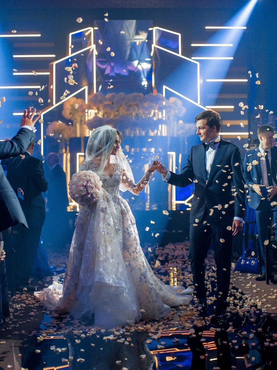 Голливудская свадьба в Подмосковье