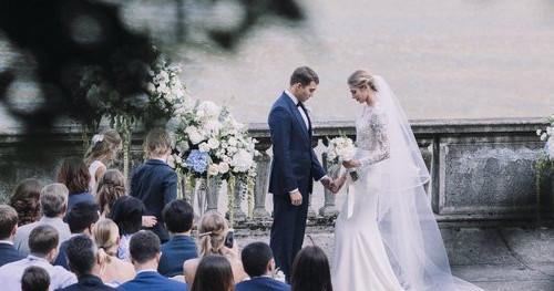 Свадьба Ясмины Муратович на вилле у озера