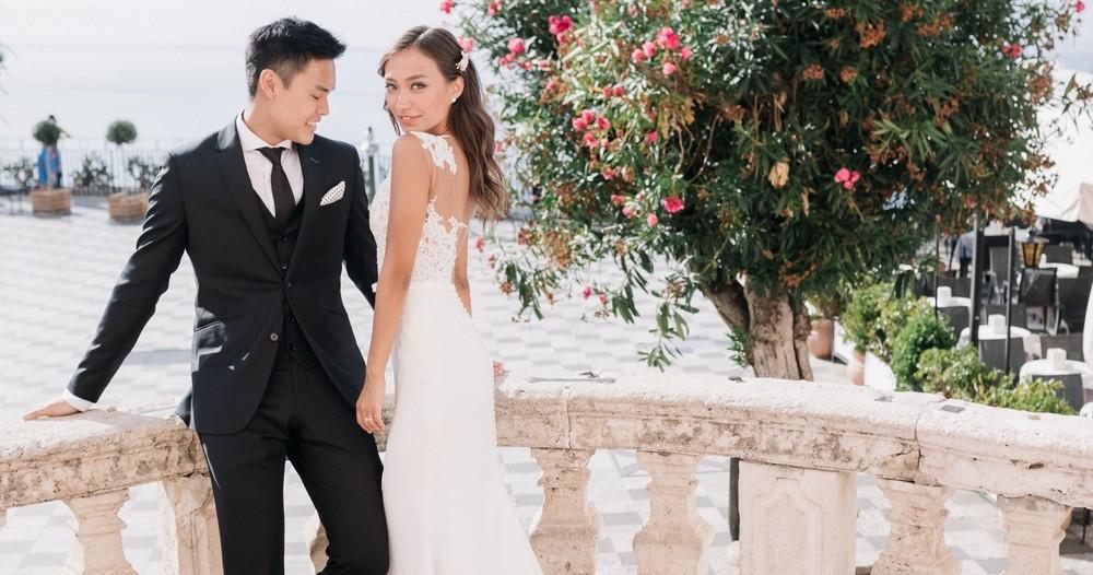 Американская свадьба в Сицилии