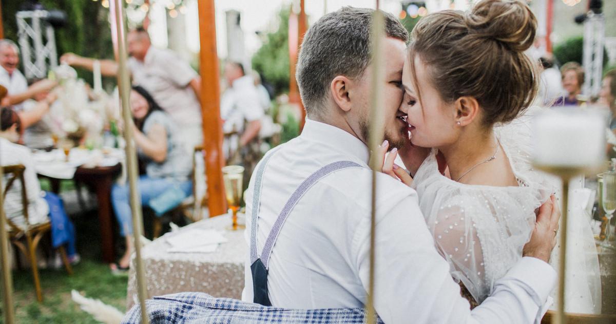 Уютная свадьба в Крыму