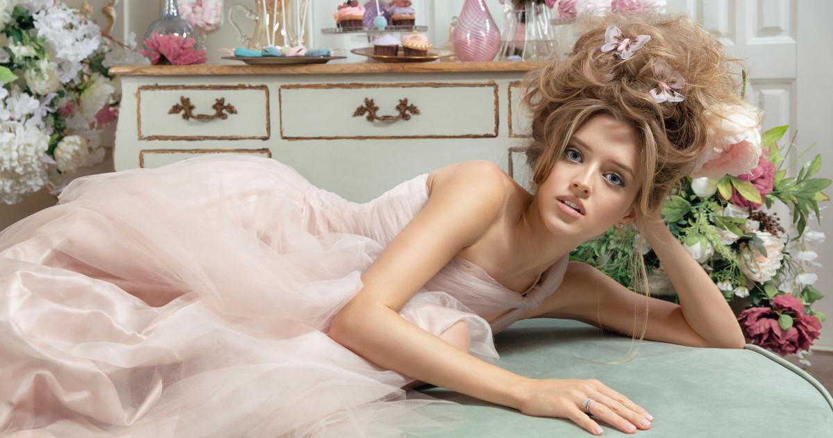 Marie-Antoinette inspiration