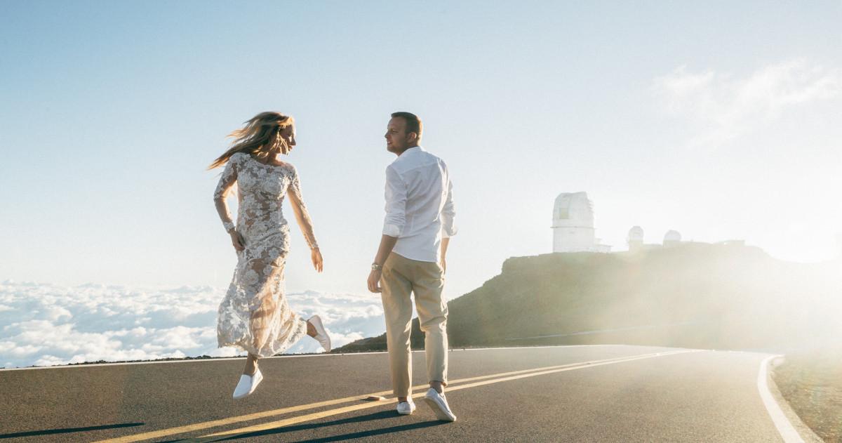 Honeymoon: белоснежные Гавайи