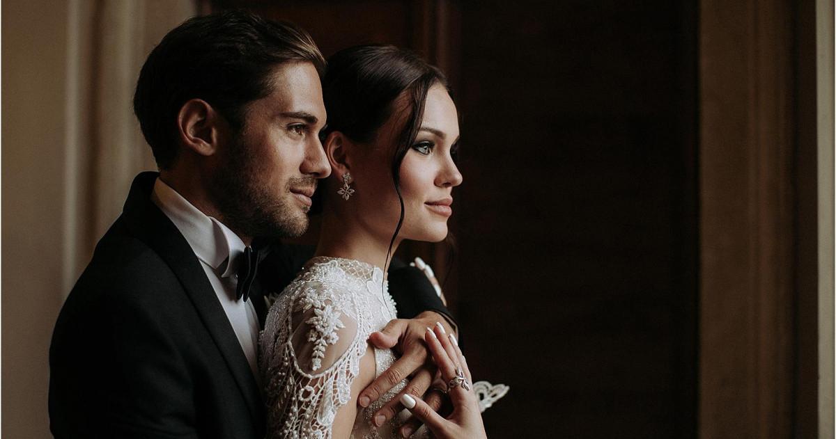 Свадьба на венецианской вилле Mosconi Bertani