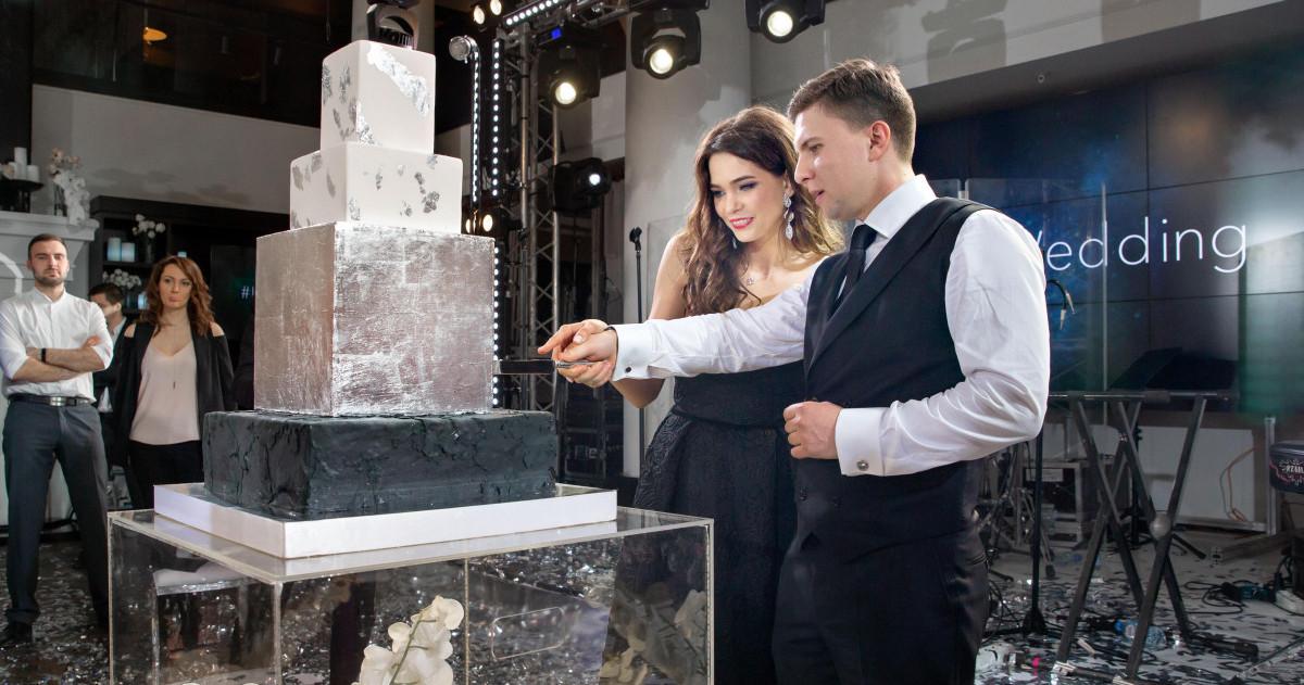 Свадебная вечеринка Дарьи и Кирилла в Tatler