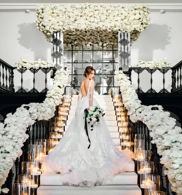 Свадебный декор: с чего начать и как