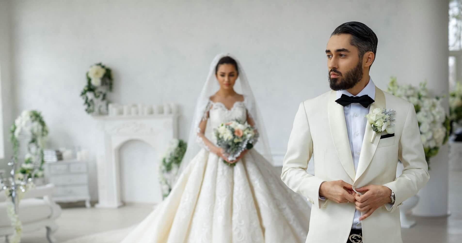 Свадьба музыканта Мота и Марии Гураль