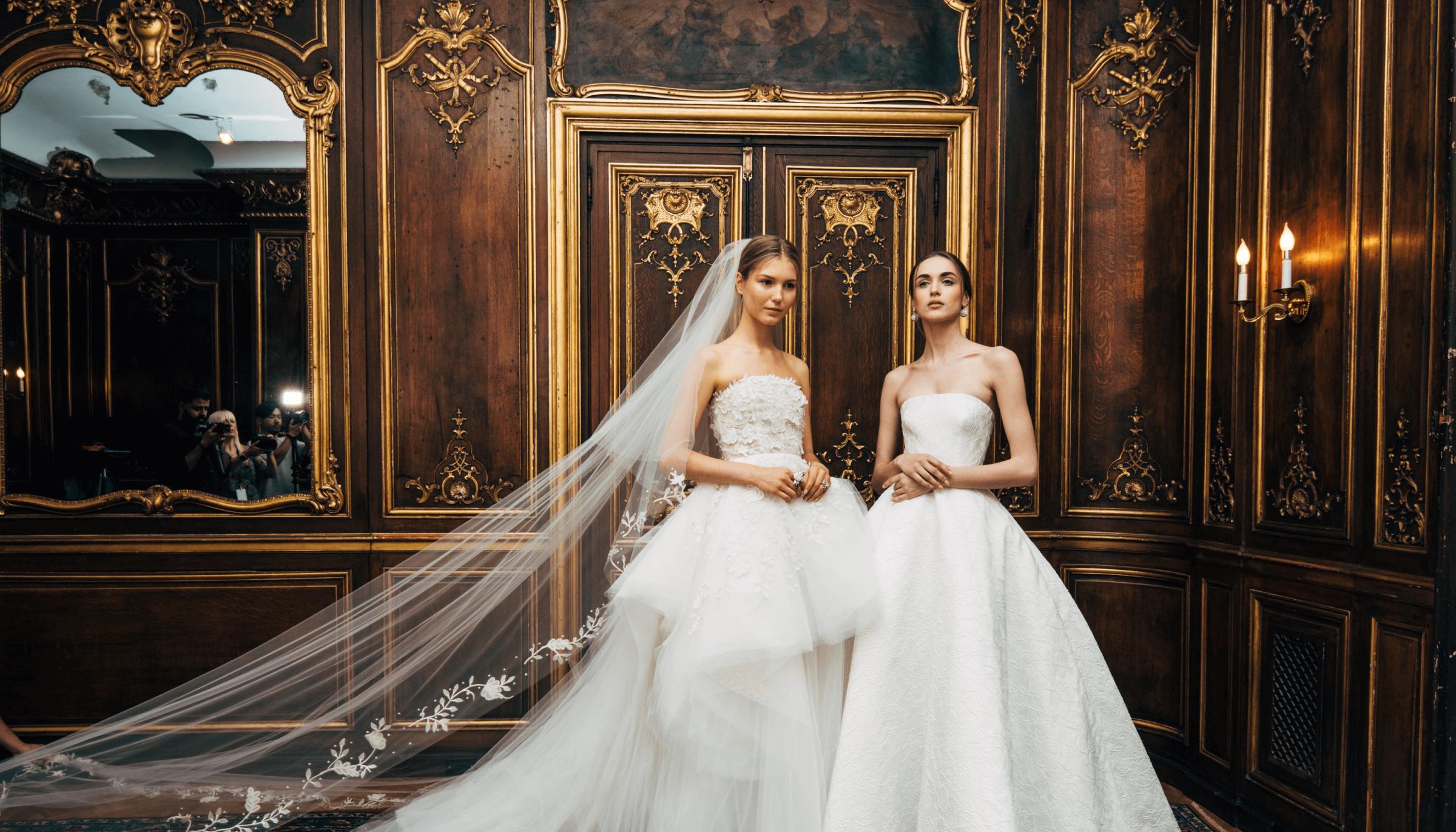 NY Bridal Week: каким будет свадебное платье